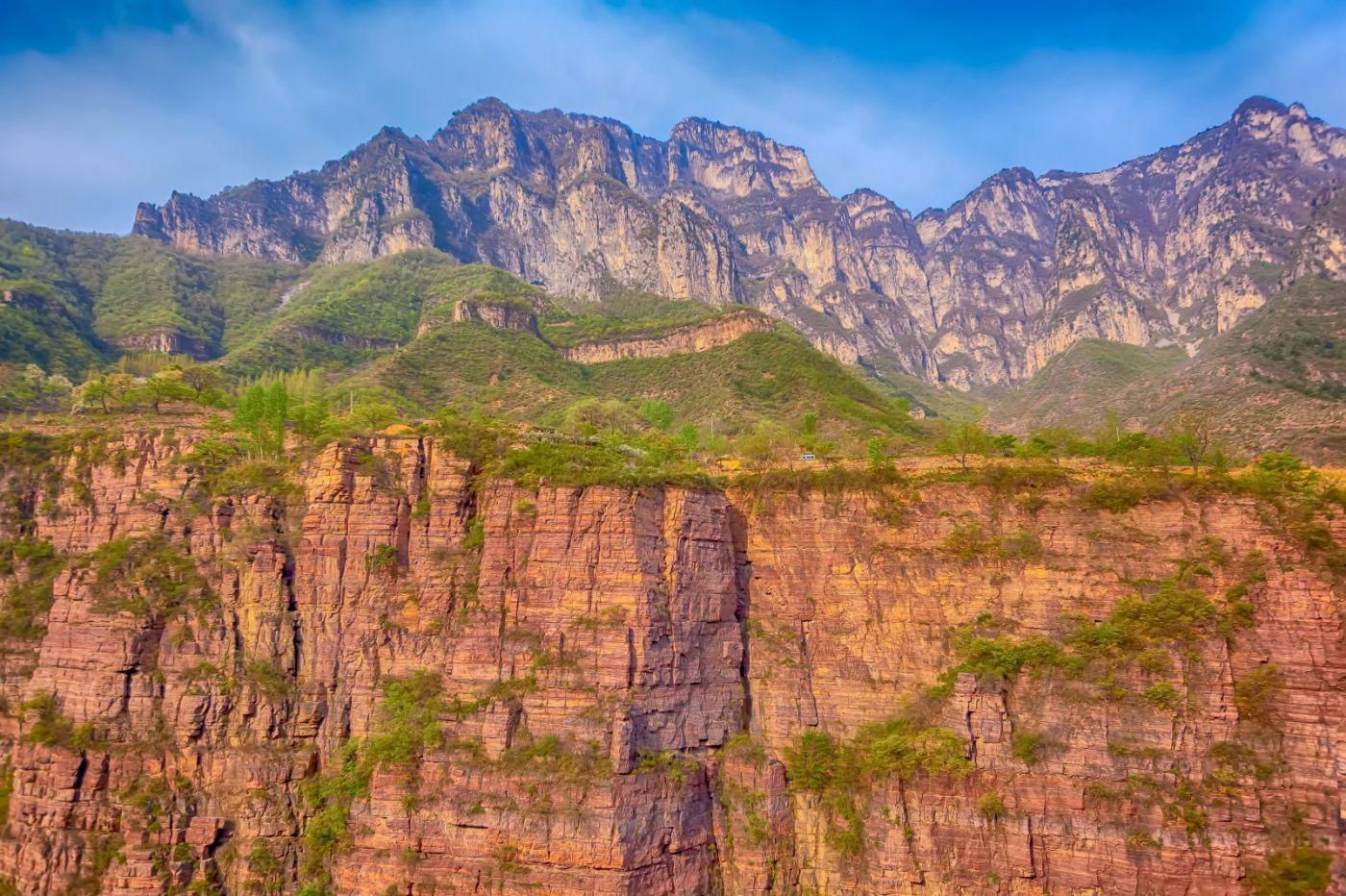 崖壁上的古村落 郭亮村 绝处也有风景_图1-27