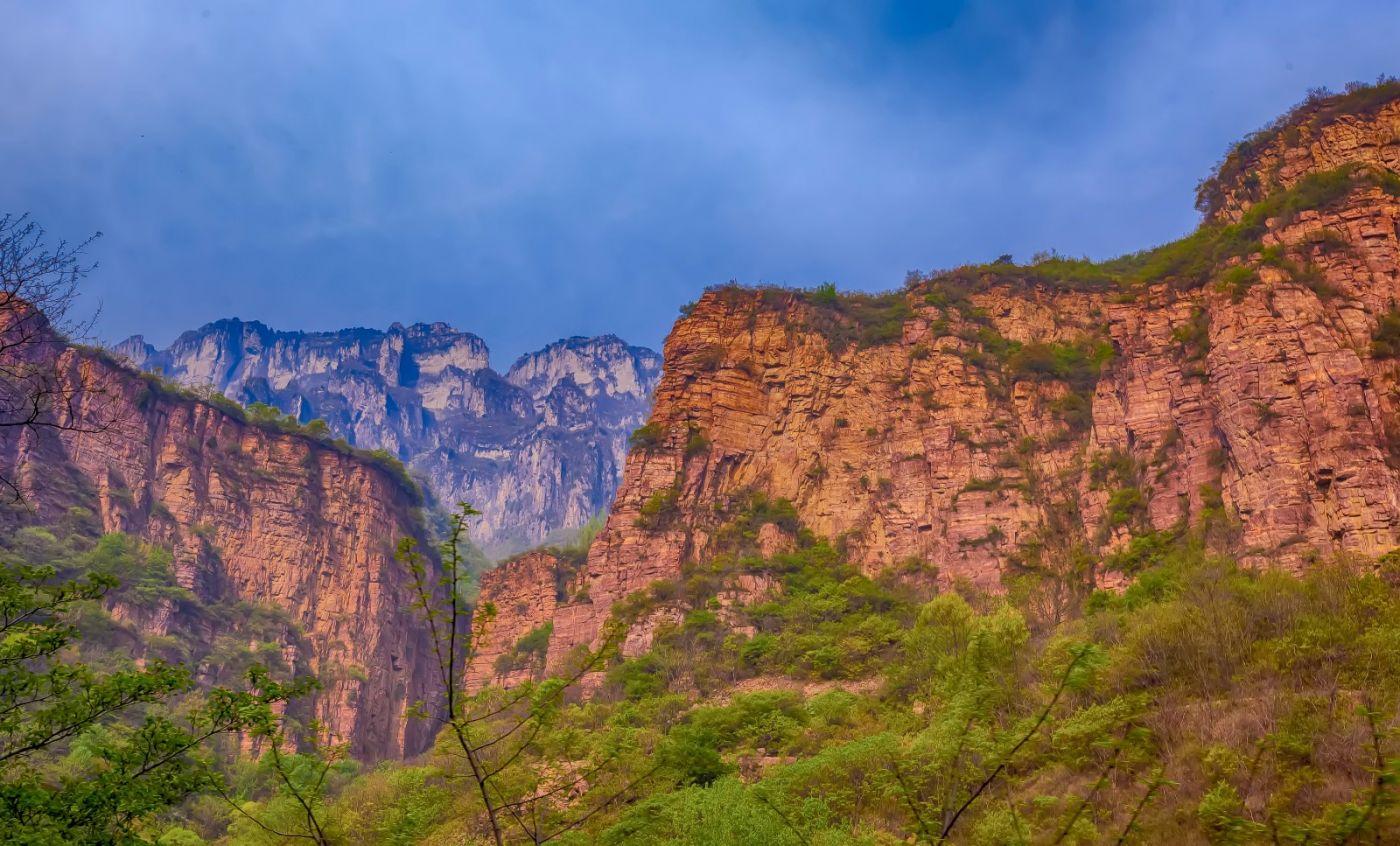 崖壁上的古村落 郭亮村 绝处也有风景_图1-28