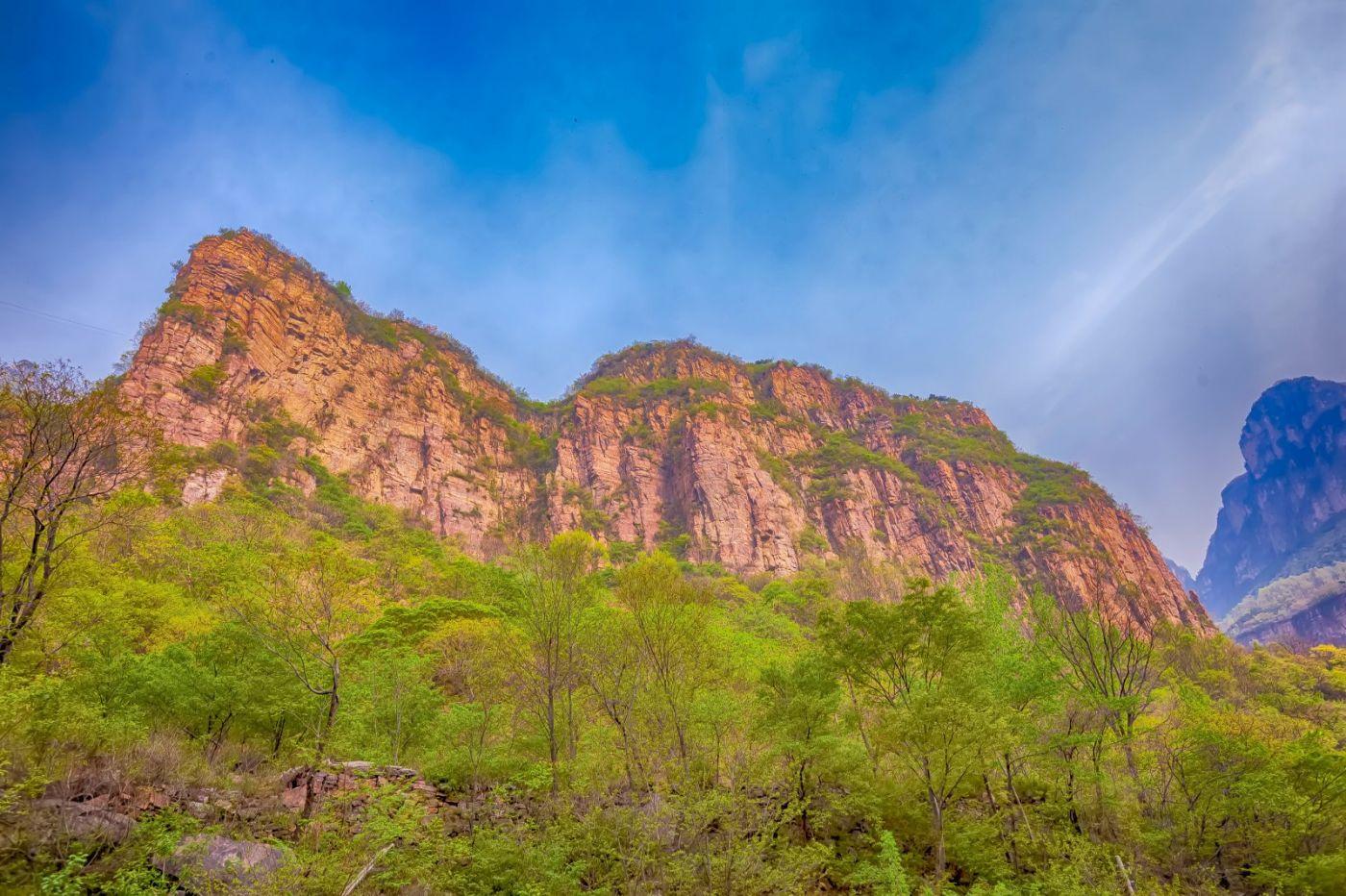 崖壁上的古村落 郭亮村 绝处也有风景_图1-29