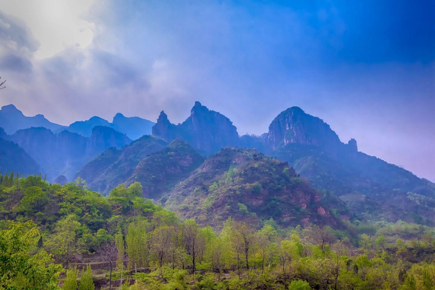 崖壁上的古村落 郭亮村 绝处也有风景_图1-30