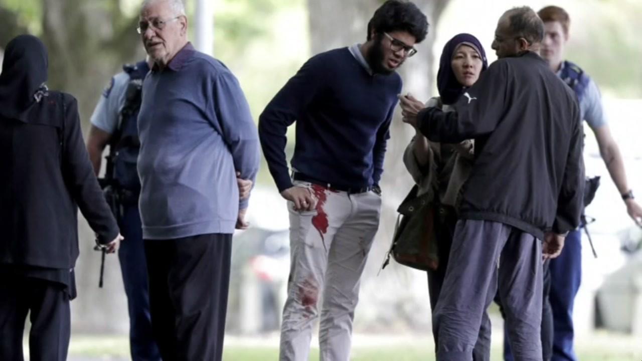 从图片看今天新西兰的重大恐怖袭击_图1-5