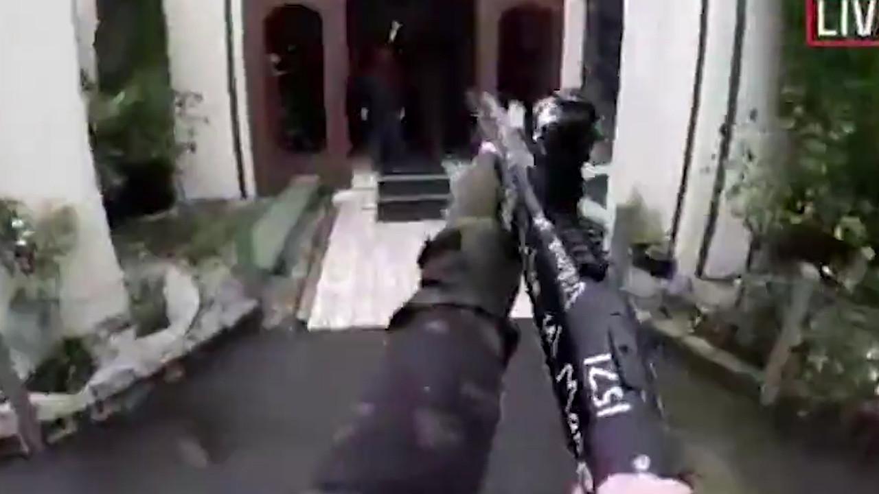 从图片看今天新西兰的重大恐怖袭击_图1-16