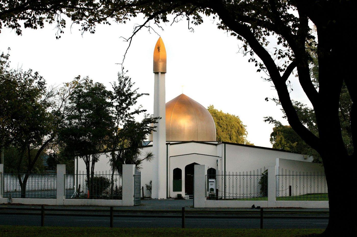 从图片看今天新西兰的重大恐怖袭击_图1-3