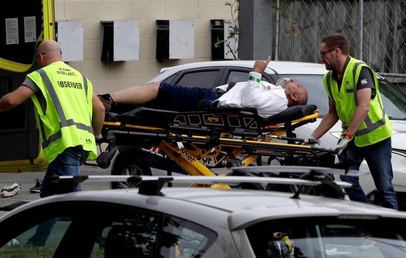 从图片看今天新西兰的重大恐怖袭击_图1-18