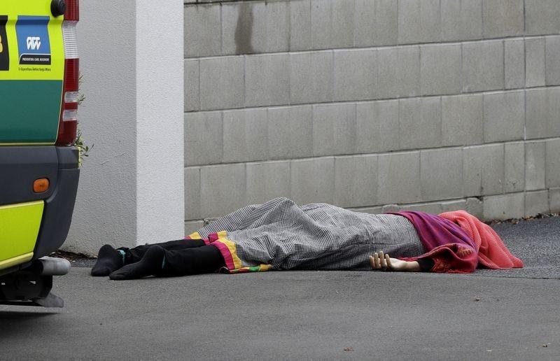 从图片看今天新西兰的重大恐怖袭击_图1-8