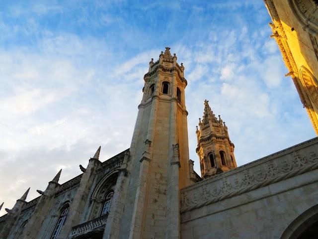 嘆為觀止的建築藝術--熱羅尼姆斯修道院_圖1-1