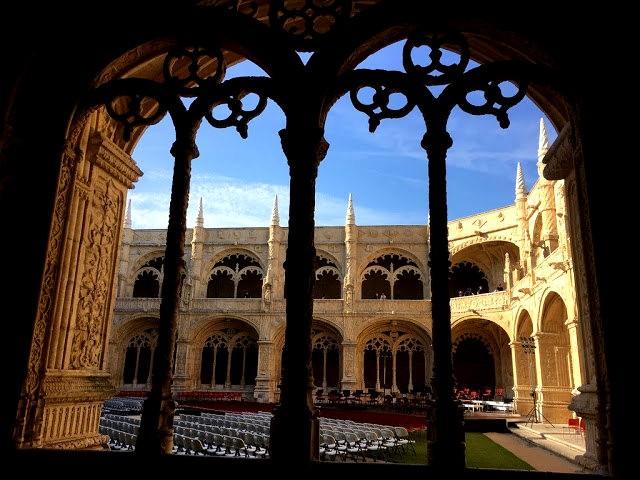 嘆為觀止的建築藝術--熱羅尼姆斯修道院_圖1-3
