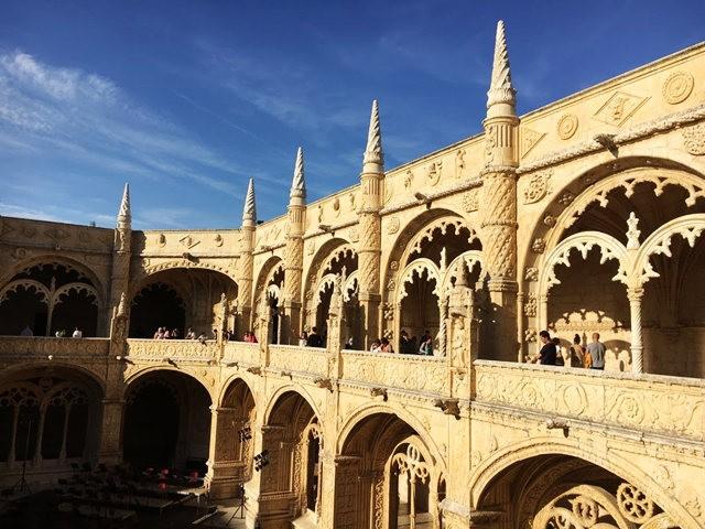 嘆為觀止的建築藝術--熱羅尼姆斯修道院_圖1-5