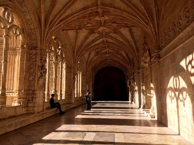 嘆為觀止的建築藝術--熱羅尼姆斯修道院_圖1-6