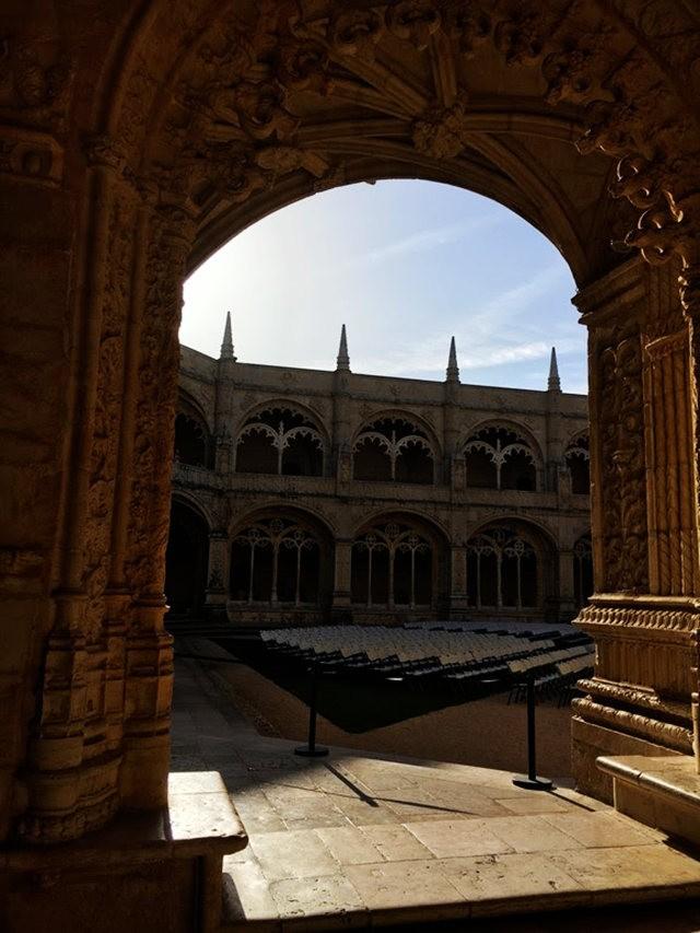 嘆為觀止的建築藝術--熱羅尼姆斯修道院_圖1-8