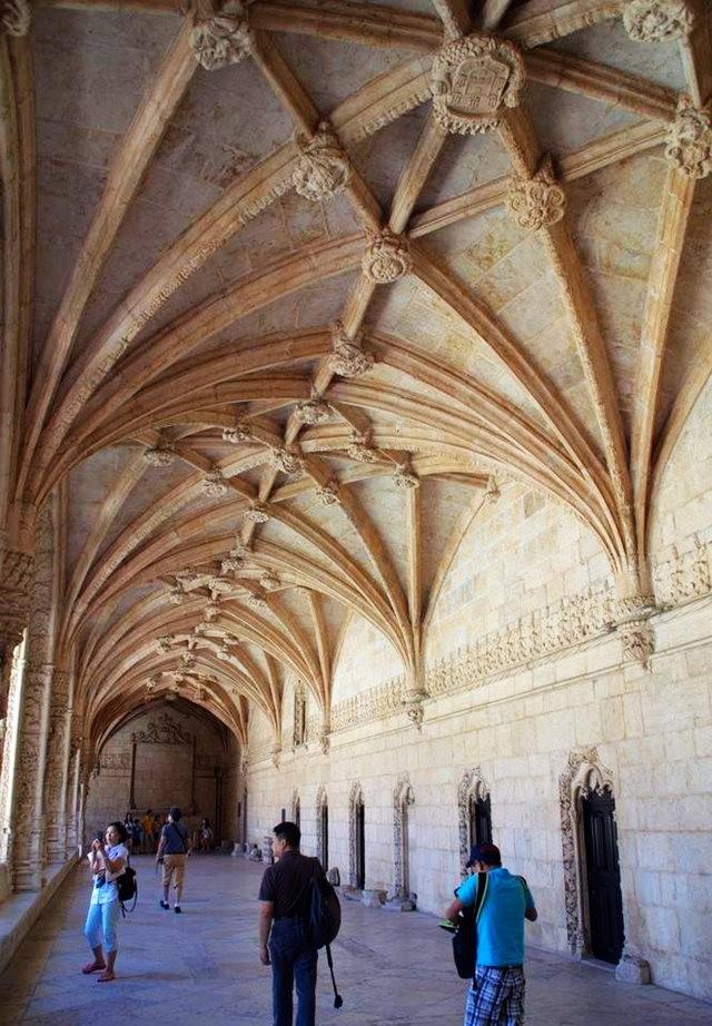 嘆為觀止的建築藝術--熱羅尼姆斯修道院_圖1-10