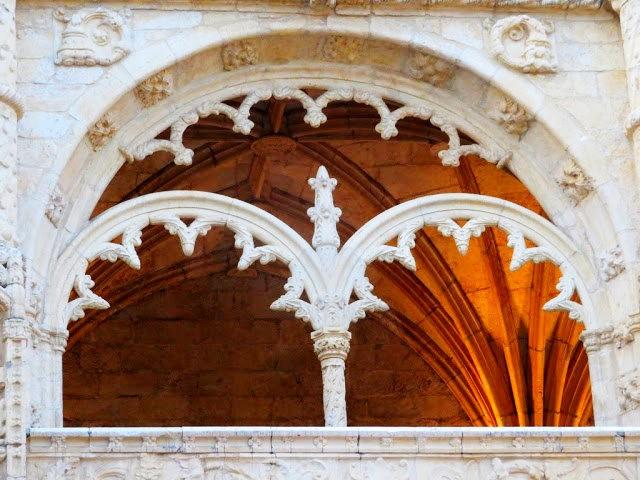 嘆為觀止的建築藝術--熱羅尼姆斯修道院_圖1-11