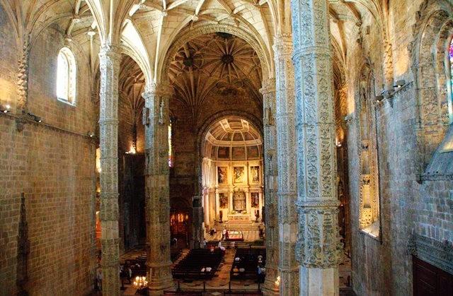 嘆為觀止的建築藝術--熱羅尼姆斯修道院_圖1-15
