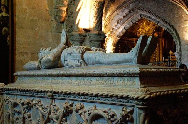嘆為觀止的建築藝術--熱羅尼姆斯修道院_圖1-17