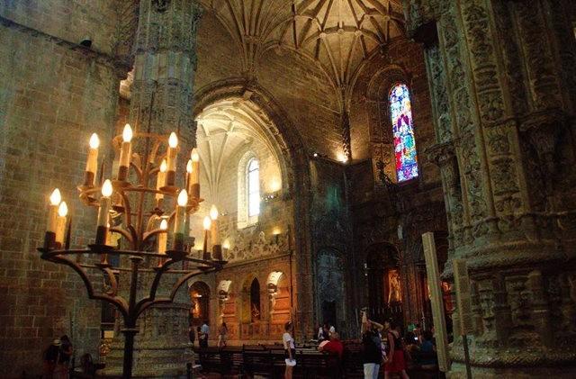 嘆為觀止的建築藝術--熱羅尼姆斯修道院_圖1-18