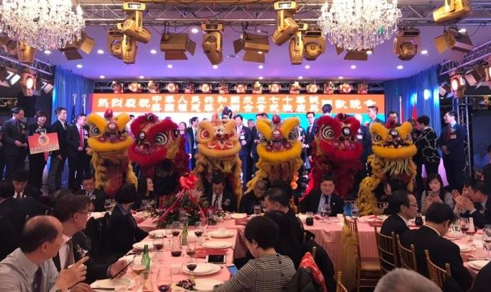 高娓娓:福建华人联合会首届职员就职典礼在纽约盛大举行_图1-15