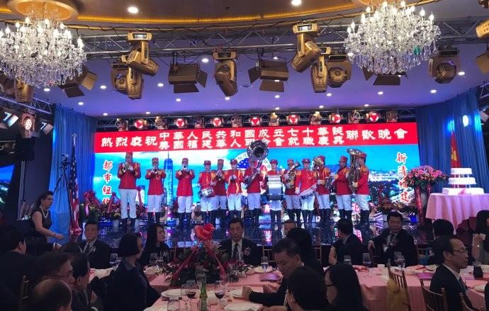 高娓娓:福建华人联合会首届职员就职典礼在纽约盛大举行_图1-16