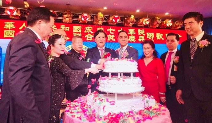 高娓娓:福建华人联合会首届职员就职典礼在纽约盛大举行_图1-18