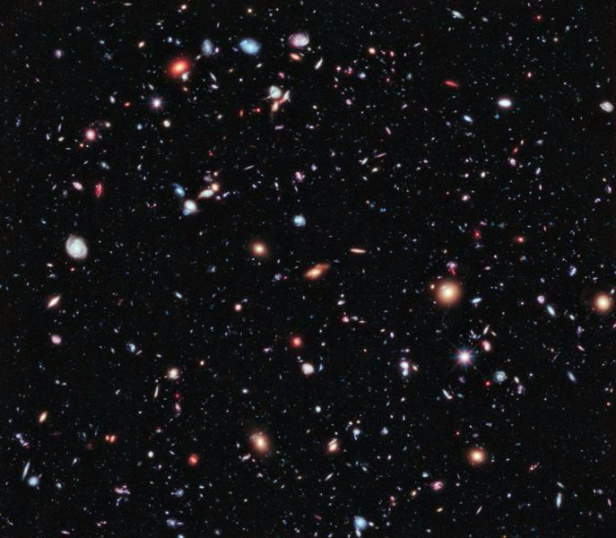 宇宙有多大?太阳属银河系,银河系属本星系群再往上呢?结构真的太多太大了 ..._图1-6