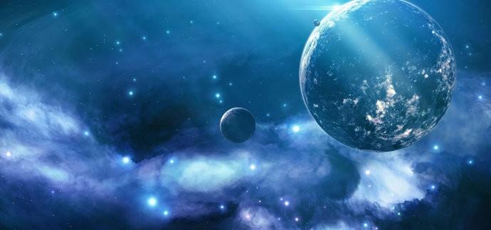 宇宙有多大?太阳属银河系,银河系属本星系群再往上呢?结构真的太多太大了 ..._图1-11