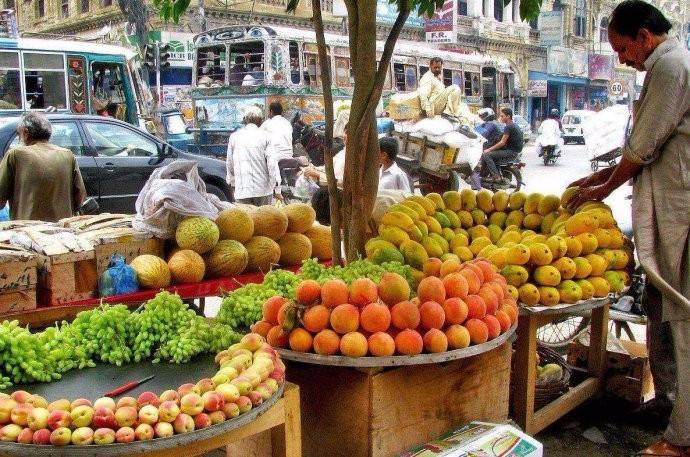 中国包下巴基斯坦上万吨的滞销水果 让国内吃货们高兴乐的不得了 ..._图1-3