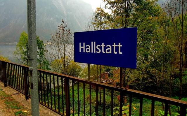 奥地利村庄-----哈尔施塔特_图1-2