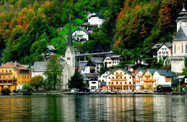 奥地利村庄-----哈尔施塔特_图1-4