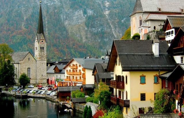 奥地利村庄-----哈尔施塔特_图1-6