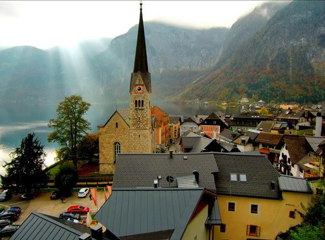 奥地利村庄-----哈尔施塔特_图1-7