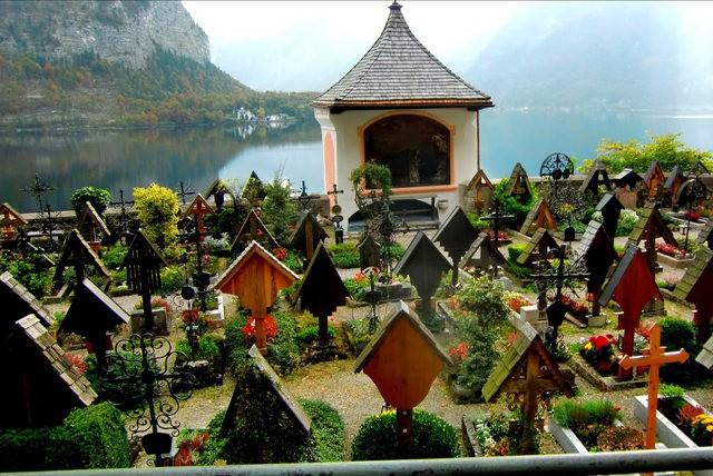 奥地利村庄-----哈尔施塔特_图1-9