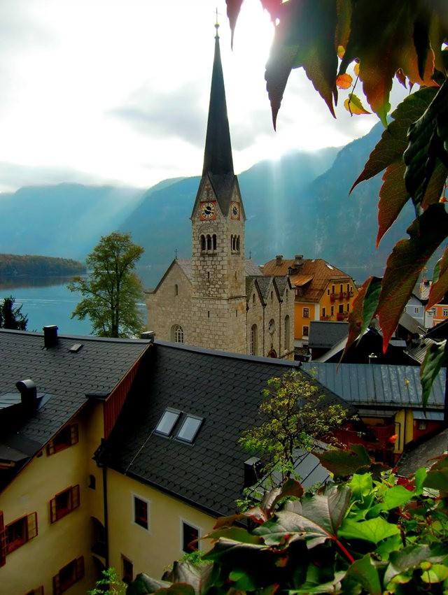 奥地利村庄-----哈尔施塔特_图1-12