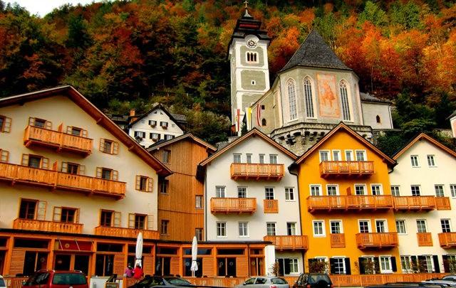 奥地利村庄-----哈尔施塔特_图1-13