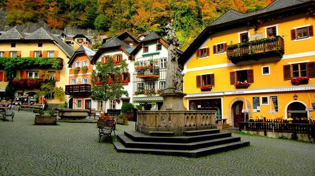 奥地利村庄-----哈尔施塔特_图1-16