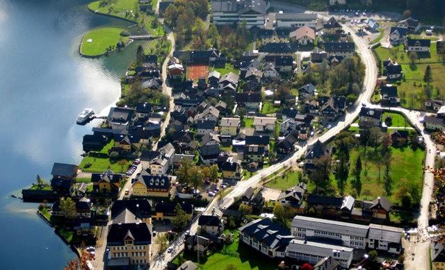 奥地利村庄-----哈尔施塔特_图1-19