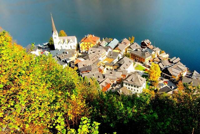 奥地利村庄-----哈尔施塔特_图1-26