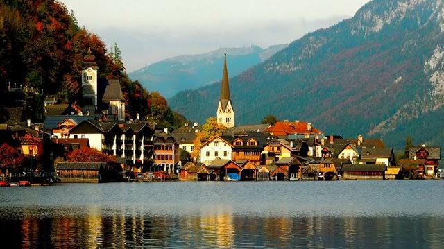 奥地利村庄-----哈尔施塔特_图1-28