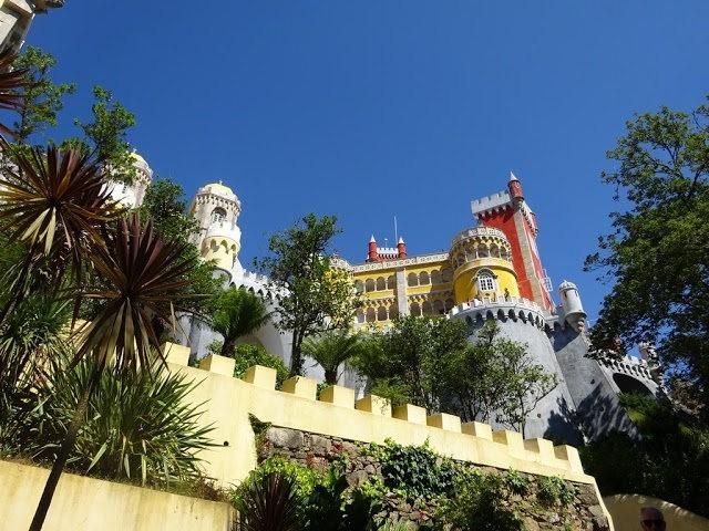 葡萄牙的世界遗产---佩纳宫_图1-1