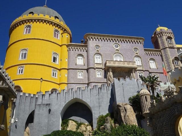 葡萄牙的世界遗产---佩纳宫_图1-4