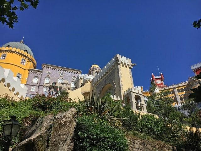 葡萄牙的世界遗产---佩纳宫_图1-6