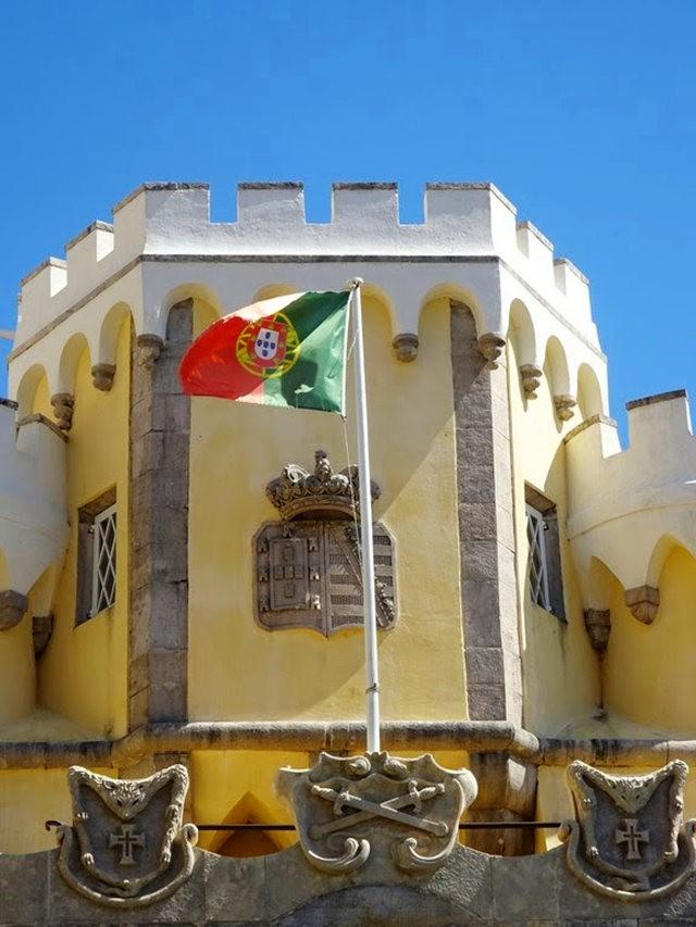 葡萄牙的世界遗产---佩纳宫_图1-7