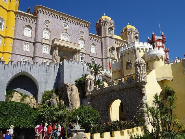 葡萄牙的世界遗产---佩纳宫_图1-9