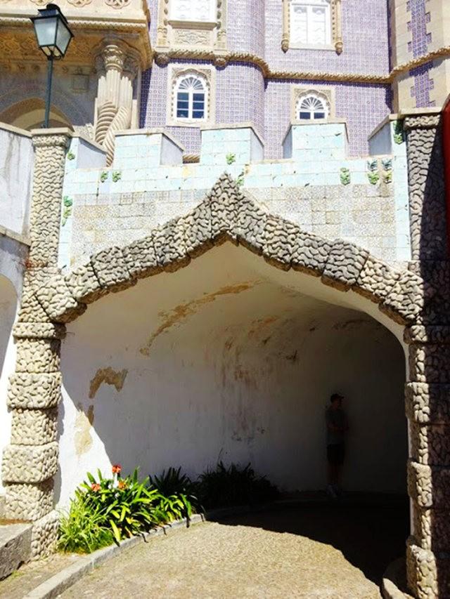 葡萄牙的世界遗产---佩纳宫_图1-10