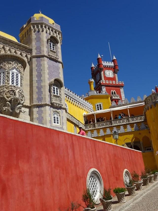 葡萄牙的世界遗产---佩纳宫_图1-11