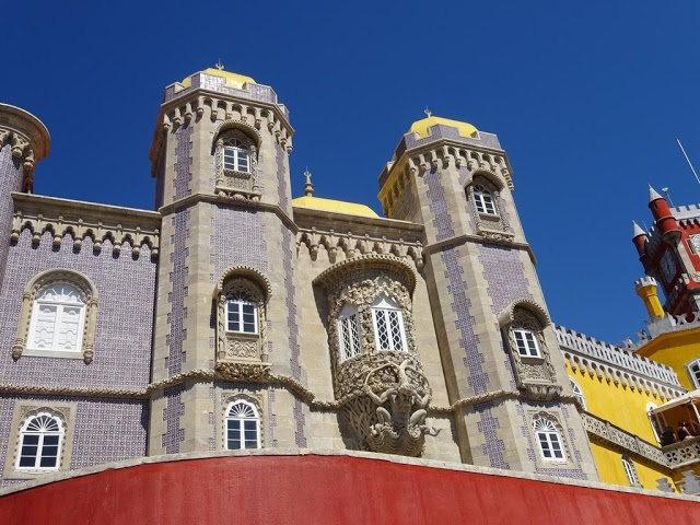 葡萄牙的世界遗产---佩纳宫_图1-12