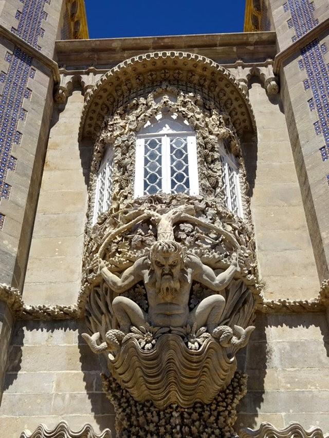 葡萄牙的世界遗产---佩纳宫_图1-13