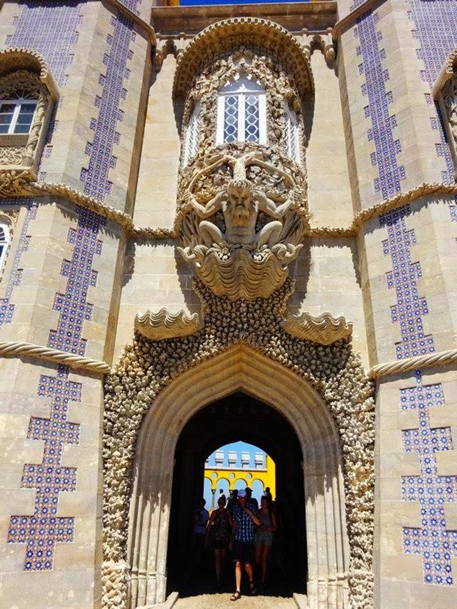 葡萄牙的世界遗产---佩纳宫_图1-14