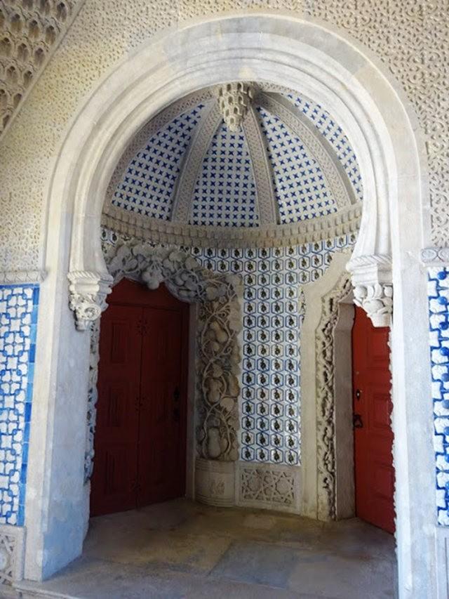 葡萄牙的世界遗产---佩纳宫_图1-15