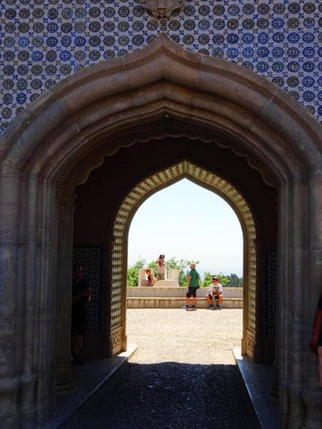葡萄牙的世界遗产---佩纳宫_图1-16