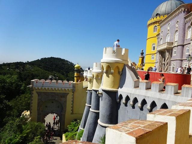 葡萄牙的世界遗产---佩纳宫_图1-18
