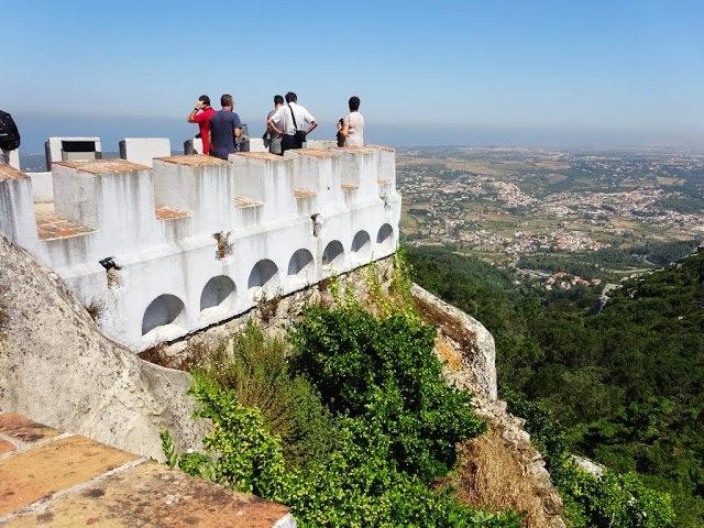 葡萄牙的世界遗产---佩纳宫_图1-19